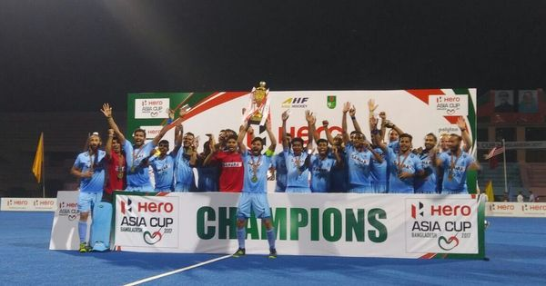 Hockey: India beat Malaysia 2-1 to win third Asia Cup title