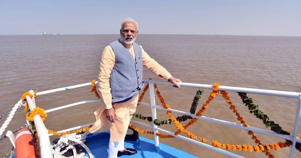 Fact check: Was Modi right to call the Gujarat Ro-Ro ferry the first of its kind in India?