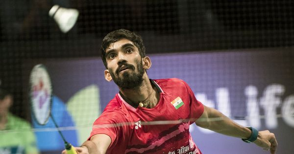 K Srikanth proved at the Denmark Open that he's not a one-trick pony