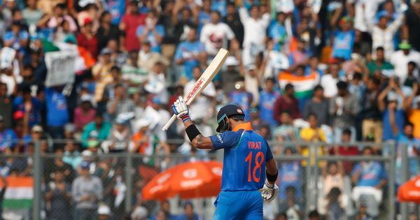 Data check: The incredible numbers of Virat Kohli's first 200 ODIs in three charts