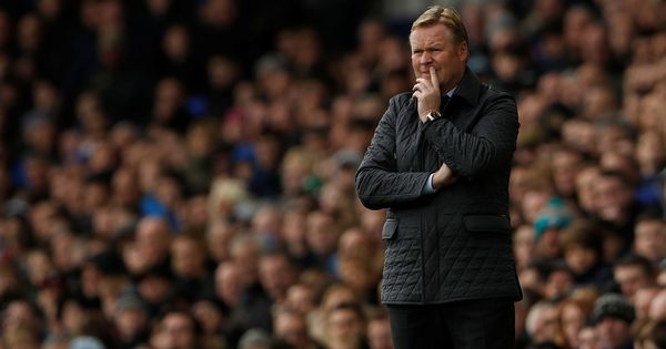 Premier League managerial casualty list grows as Everton sack Ronald Koeman