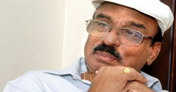 Malayalam filmmaker IV Sasi dies at 69 in Chennai