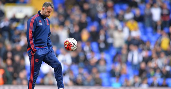 Ryan Giggs open to taking up the vacant managerial positions at Leicester and Everton