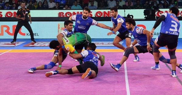 Pro Kabaddi: Pardeep Narwal's brilliance powers Patna to 69-30 win against Haryana