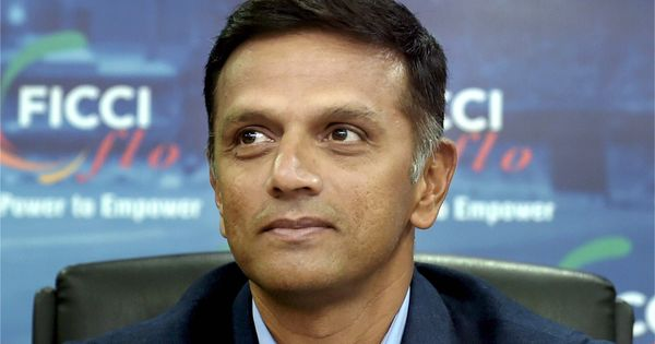 Watch: Frustrates me a lot when talented youngsters waste their gift, says Rahul Dravid