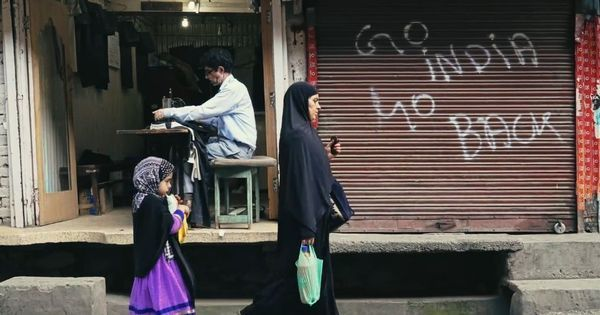 Watch: A French filmmaker's video of modern-day Kashmir is the valley at its best and worst