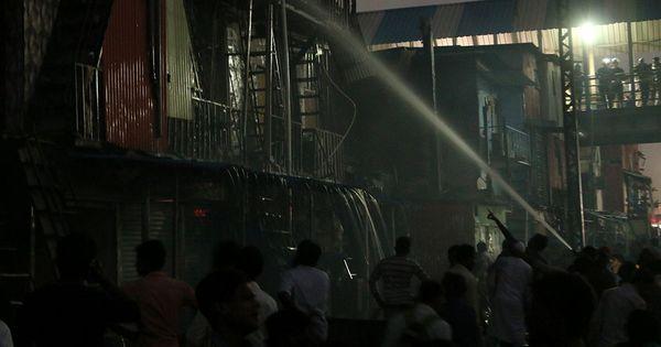 Fire in Bandra slum sparks memories of 2011 blaze that gutted the same settlement