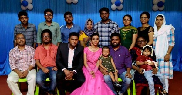 'She has every right to choose': Family stands by Kerala Muslim woman who married a Christian
