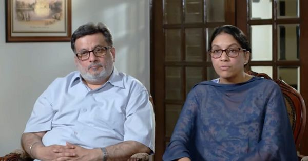 Hemraj's wife moves Supreme Court against the acquittal of Rajesh and Nupur Talwar