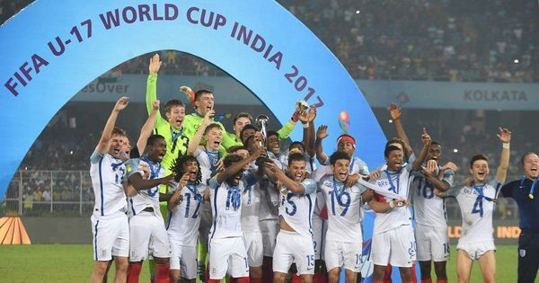 Fifa Under-17 World Cup: In Kolkata, Foden and co top off summer of English domination