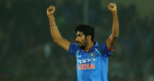 वनडे प्रारूप में लगातार बेहतरीन गेंदबाजी के चलते जसप्रीत बुमराह हाल ही में दुनिया के नंबर एक गेंदबाज बन गए हैं   फोटो : बीसीसीआई / स्पोर्टसपिक्स
