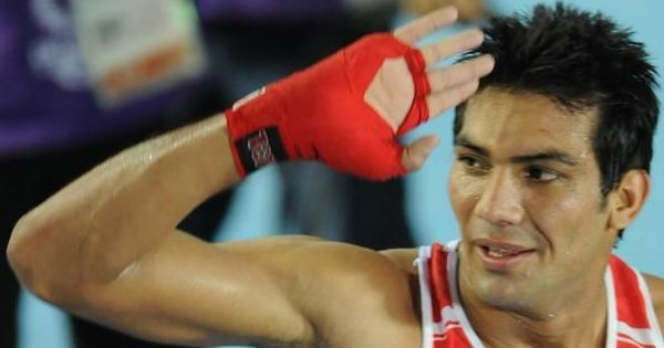 National Boxing Championships: Manoj Kumar strikes gold, Shiva Thapa settles for silver
