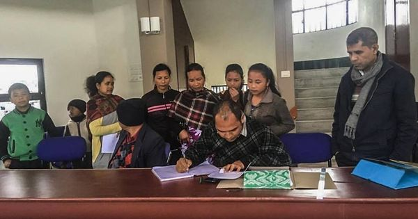 In Meghalaya, residents are joining a campaign to opt out of Aadhaar to protest its widening reach