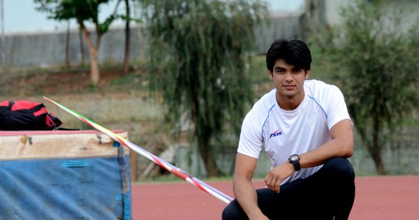 Javelin thrower Neeraj Chopra joins PV Sindhu as Gatorade India's brand ambassador