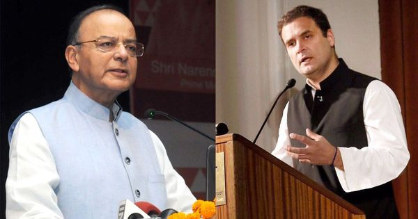 Rahul Gandhi has seriously hurt the image of Indian politicians, says Arun Jaitley