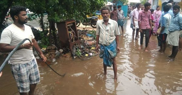 Chennai rain: Schools and colleges to remain shut on Thursday