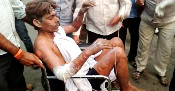 Rae Bareli: Toll in NTPC plant explosion rises to 26, Rahul Gandhi meets victims' families