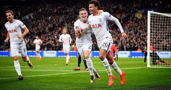 Dele Alli's brace helps Tottenham Hotspur stun Real Madrid 3-1 in Champions League