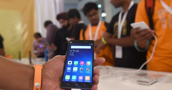 In just three years, Xiaomi has nearly taken over India's booming smartphone market