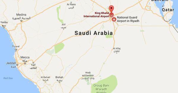 Saudi Arabia brings down ballistic missile fired from Yemen near Riyadh airport
