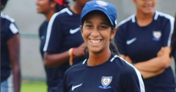 Mumbai's Jemimah Rodrigues smashes unbeaten double ton in Women's U-19 One Day league