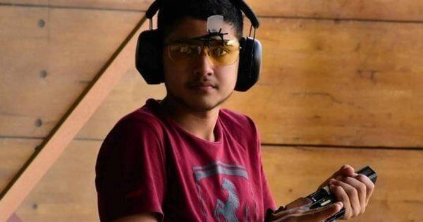 Anish Bhanwala clinches his first senior crown at National Shooting Championships