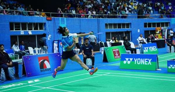 All India Senior Ranking badminton: Kartik Jindal and Malvika Bansod show grit