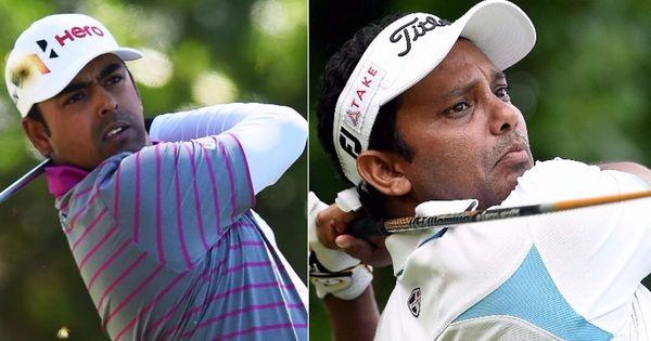 Golf: SSP Chawrasia at No 4, Anirban Lahiri No 5 in Asian Tour Order of Merit