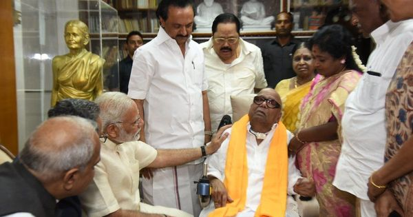 Tamil Nadu: DMK to observe November 8 as 'Black Day', hold protests across state