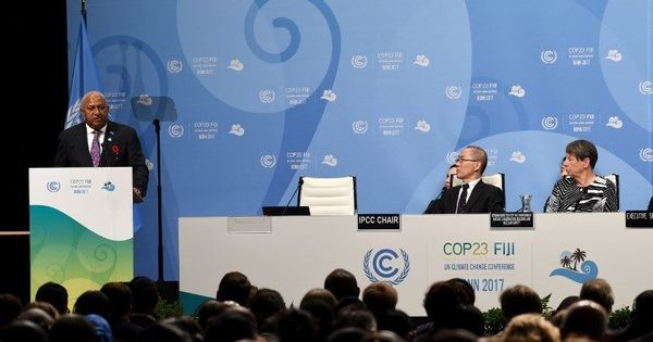 2017 likely to be the second hottest year on record, says UN agency as climate talks begin in Bonn