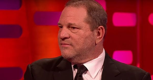Watch: Harvey Weinstein was slapped at a restaurant. Not once but twice