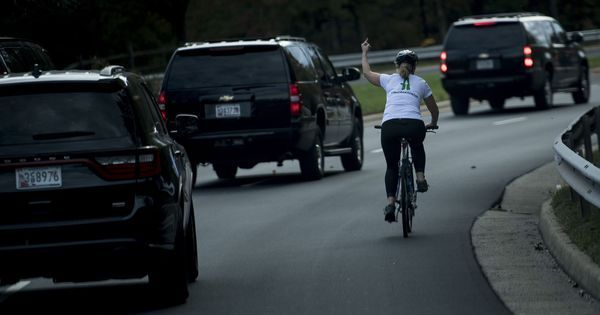 US: Fired for showing middle finger at Trump's convoy in 2017, woman now wins local election