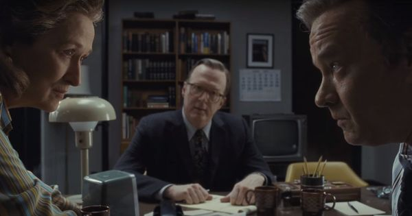Watch: In trailer of Steven Spielberg's 'The Post', a reminder of why journalism matters