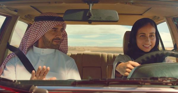 Watch: A new cola ad featuring a Saudi woman learning to drive has stirred an online debate