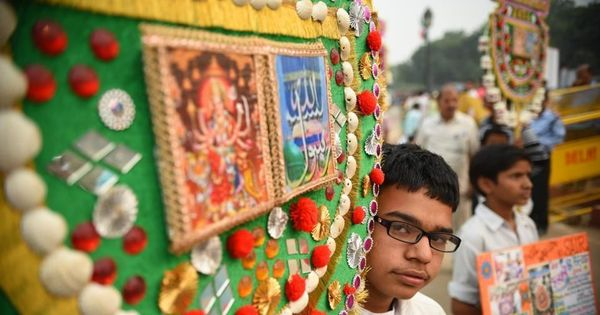 Once a secular symbol, Mehrauli's Phoolwalon ki Sair festival is now a bureaucratic circus