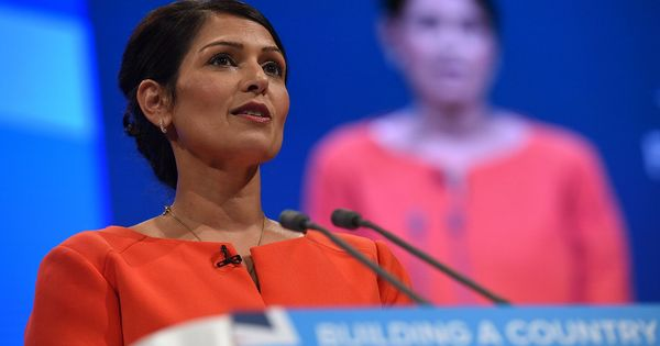 After Priti Patel's exit, Theresa May's government is giving off the whiff of terminal decline