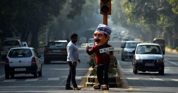 Why Delhi's odd-even scheme is not backed by agencies tasked with recommending, enforcing it