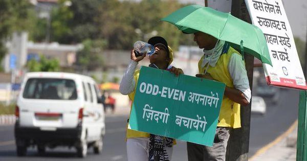 Delhi: Odd-even scheme to return from November 4 to 15