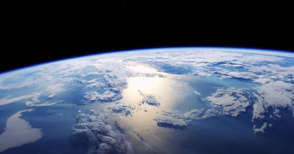 Watch spectacular sights on Earth from space in this music video for 'The Sound of Silence'