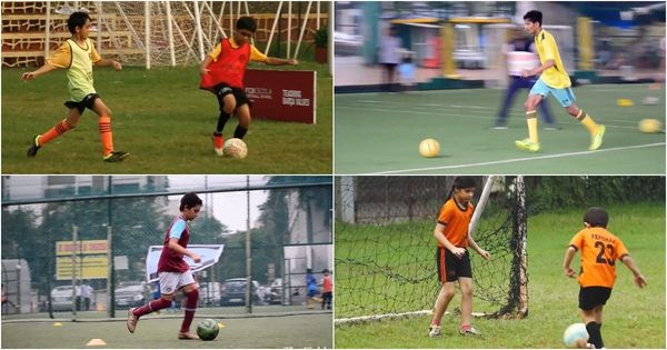 Video: Here's a look at seven of Mumbai's best football academies