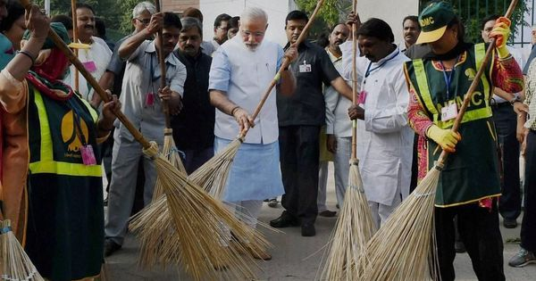 Swachh Bharat spent Rs 530 crore on publicity in three years – but little on grassroots awareness