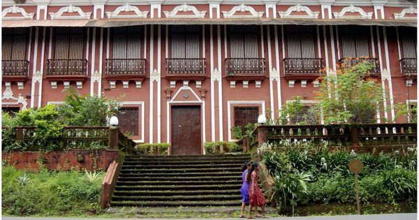 'Portuguese architecture' in Goa has little to do with the Portuguese and everything to do with Goa