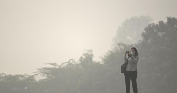 Delhi: Pollution control board asks IMD to develop early warning system for smog