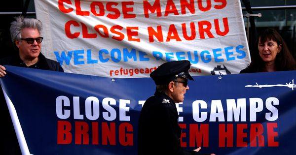 Refugees warned of forcible eviction from Manus Island camp in Papua New Guinea