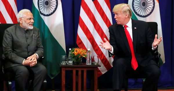 Top news: 'America first,' says Donald Trump as he hints at 'tremendous deal' with India