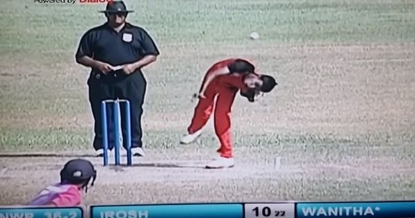 Another Sri Lankan mystery spinner: Watch 18-year-old Koththigoda's Paul Adam-esque action