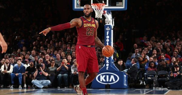 NBA: LeBron James rallies Cavs to overcome 24-point deficit and beat Knicks