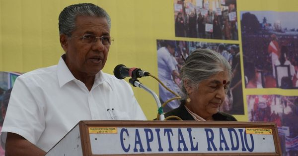 Nationalist Congress Party will decide Thomas Chandy's future, says Kerala CM Pinarayi Vijayan