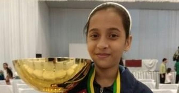 In 11-year-old Divya Deshmukh, India has another chess prodigy breaking through the ranks