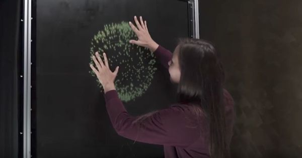 What if you could 'feel' fireworks? Watch Disney's tactile fireworks for the visually impaired